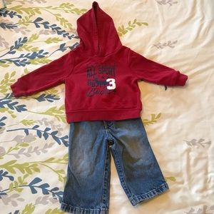 Boys 12 Months Outfit